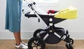 як випрати дитячий візок