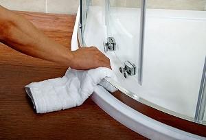 догляд за душовою кабіною
