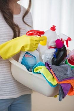 вологе прибирання