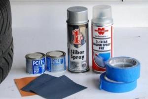 фарбування пластику