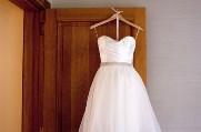 випрати весільну сукню
