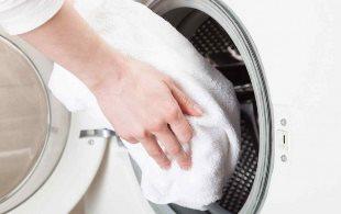 прання рушників в машинці