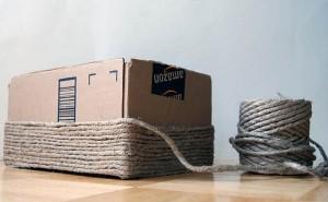 з чого зробити коробку