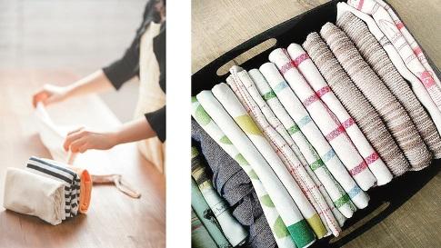 Метод Мари Кондо: как складывать вещи в шкафу компактно