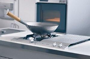 сковорідка на плиті