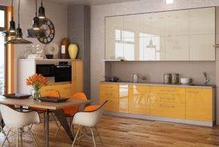 глянцеві кухні