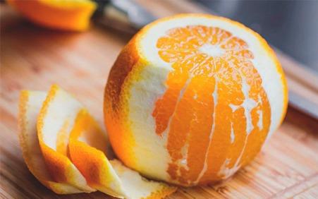 шкурки апельсина