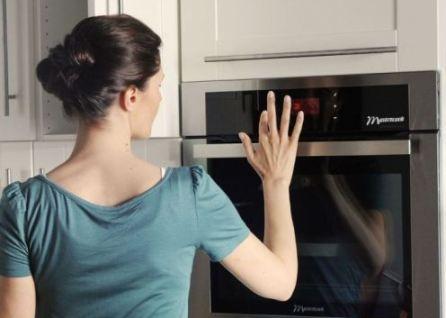 включення духовки