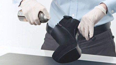 Спрей-краска для обуви
