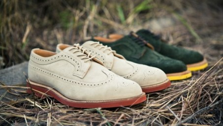 взуття із замші