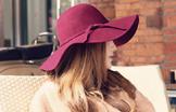чистити фетровий капелюх